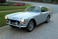 Turn-Key Vignale: 1961 Triumph Italia 2000 Coupe. on bringatrailer.com