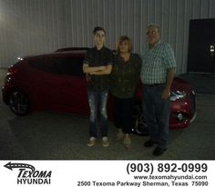 https://flic.kr/p/GfwirU | #HappyBirthday to Leslie from Mike Burdette at Texoma Hyundai! | deliverymaxx.com/DealerReviews.aspx?DealerCode=L967