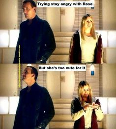 Keep Calm and Find the Doctor: The Doctor