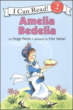 Ah! I loved these stories soo much when I was young!! Inspiration for loving meringue pie ^_^