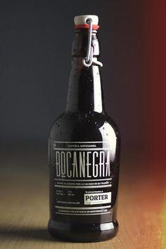 Cerveza Bocanegra
