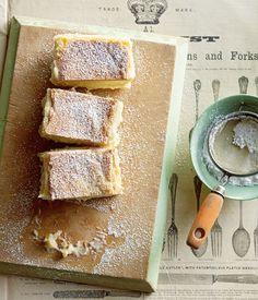 Australian Gourmet Traveller recipe for vanilla slice by Leila McKinnon. Vanilla Recipes, Sweet Recipes, Baking Recipes, Yummy Treats, Sweet Treats, Yummy Food, Strudel, Cobbler, Easy Pudding Recipes