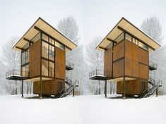 Prototypes and Moving Parts from the work of Tom Kundig