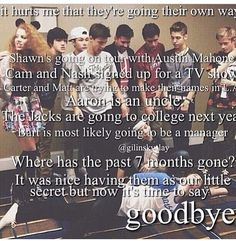 Rip magcon I cried in-side when i read this ! Macon Boys, Minions, Magcon Imagines, Bae, Magcon Family, Matt Espinosa, Carter Reynolds, It Hurts Me, Always On My Mind