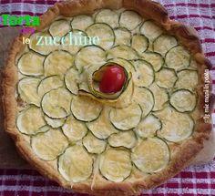 Torta con le zucchine