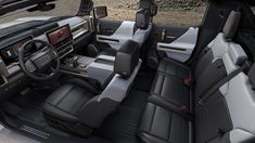 Introducing The Gmc Hummer Ev Electric Truck Electric Truck Hummer Ev Truck