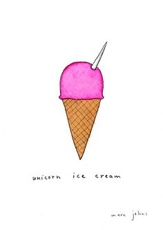 Marc Johns: everything wants to be a unicorn