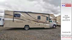2016 Winnebago 31k For Sale at our dealership, Funtime RV, near Portland...