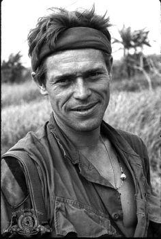 Sgt. Elias - Willem Dafoe - Platoon