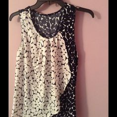 """Spotted while shopping on Poshmark: """"NY & CO tank""""! #poshmark #fashion #shopping #style #NY & CO #Tops"""