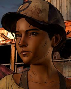 My little Clem is all grown up, The walking dead game season 3 Clementine