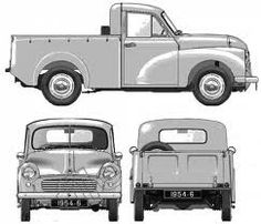 Morris Minor Pick-up Classic Trucks, Classic Cars, Morris Traveller, Advertising History, Road Transport, Morris Minor, Wooden Car, Car Drawings, Commercial Vehicle