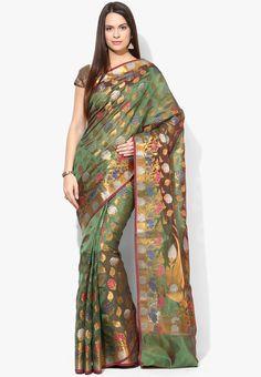 http://static4.jassets.com/p/Bunkar-Green-Printed-Silk-Blend-Saree-4167-9237941-1-gallery2.jpg