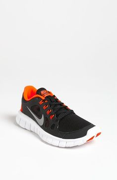 c5b054e946a Go an extra mile in a pair of NIKE FREE 5.0+ SHIELD running shoes ...
