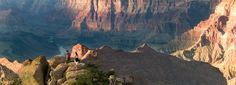 Grand Canyon tourism page. Has everything from best routes, hiking trails, and accommodations.