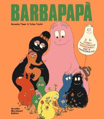 Barbapapa!!! I can't believe I found this!!! I read them when I was a kid!!! Loved them!!!