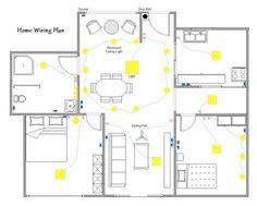 10 best electrical symbols for house plans images electrical plan rh pinterest com autocad electrical plan tutorial electrical wiring diagram tutorial