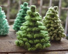 albero di natale crochet