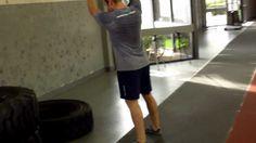 Dryland Off-Ice Hockey Training-LA Kings Dustin Brown Circuit Training