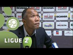 FOOTBALL -  Conférence de presse Angers SCO - RC Lens (1-2) - 2013/2014 - http://lefootball.fr/conference-de-presse-angers-sco-rc-lens-1-2-20132014/