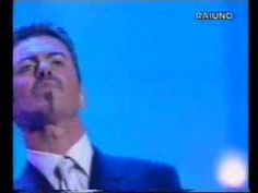 "George Michael & Luciano Pavarotti ""Don't let the sun go down on me"""