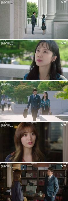 [Spoiler] Added episodes 13 and 14 captures for the #kdrama 'The Good Wife'