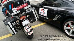 Promotion in style in South Korea