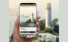Apple trabaja en varias funciones de realidad aumentada para el iPhone
