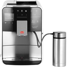 Melitta Barista TS 6758351 Bean to Cup Coffee Machine - Stainless Steel