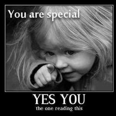 yes you..