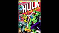 The Incredible Hulk #181 - Audio Drama - Wolverine - Marvel Comics