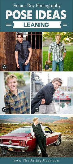 Senior Boy Photography Poses                                                                                                                                                                                 More