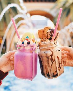 Your Guide to the Most Magical Milkshakes in Los Angeles and Orange County!
