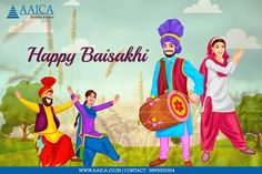 May the sweetness of batasha & charm of #Bhangra dissolve in your life bringing you lots of happiness paving ways for brotherhood & unity.#HappyBaisakhi #AaicaKitchen www.aaica.co.in