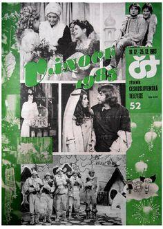 Vánoční Československý program Program, Movies, Movie Posters, Art, Art Background, Film Poster, Films, Popcorn Posters, Kunst