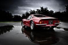 Ferrari Dino 246GT - archaictires