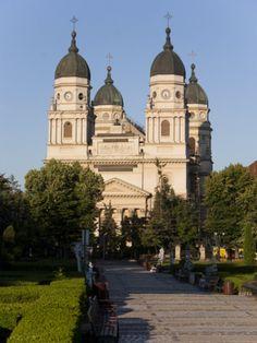 Moldavian Metropolitan Cathedral, Iasi, Romania.