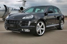 LUXURY SUV Porsche Cayenne Turbo