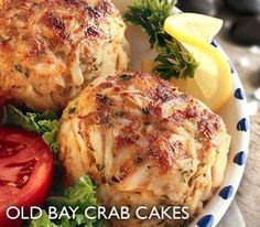 True Maryland Crab Cake recipe w/o all the fillers and other great seafood recipes found here