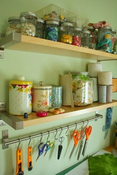sewing storage solutions