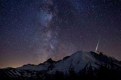 真夏の夜の競演、2つの流星群