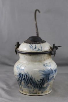 Early Chinese Qing Dynasty, Blue and White