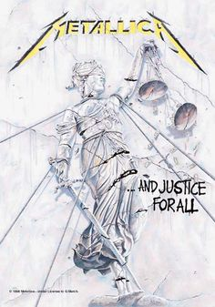 Metallica - ...And Justice for All, 1988