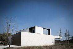 WONING AD, 3550 HEUSDEN-ZOLDER - Architectenkantoor: Dhoore Vanweert Architecten - Fotograaf: Thomas De Bruyne (Cafeïne)