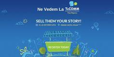 Ne Vedem La TeCOMM In 25-26 Octombrie