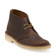 Clark's womens desert boot - #1 on my list for fall shoes. Beeswax leather color. mmmmm