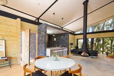 Interior moderno de la casa