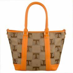 Tote Handbags Purse Tn Vols University Of Tennessee Purses