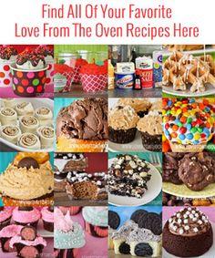 Gluten Free Baking & Gluten Free Recipes – Bites From Other Blogs