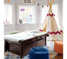 $449 www.landofnod.com  I love this play table from the Land of Nod.
